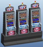 La máquina de juego de juego ranura la máquina popular suroriental del casino de la ACIA de la máquina de juego