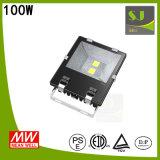 Tgs 농구장 옥외 점화 100W LED 플러드 빛