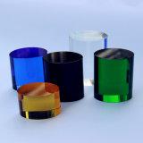 K9 cilindro circular cristalino delicado, columna cristalina, pilar cristalino