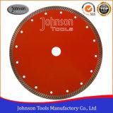 230mm Turbo увидели лезвие для вырезывания гранита с высокой эффективностью