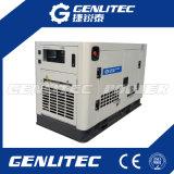 Малошумный молчком тепловозный генератор 30kVA с двигателем Changchai