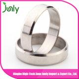 Anillo de compromiso del anillo de dedo de las señoras llenas de la última manera
