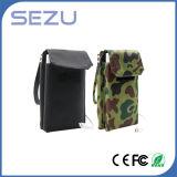 Melhor qualidade Tempo de trabalho longo 5W Outdoor Portable Solar Energy Charger Folding Bag (Black)
