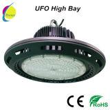 Alta bahía del UFO LED con la viruta de Osram del programa piloto de Meanwell 5 años de garantía