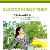 Haut-parleur portatif sans fil multifonctionnel de Bluetooth avec le bâton de Selfie/côté de pouvoir