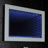 Espelho Decorativo 3D Magic LED Infinity