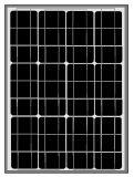 mono comitato solare 80W per indicatore luminoso solare