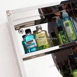 Ovaler Kreis-Spiegel-kleiner Badezimmer-Medizin-Schrank