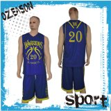 Desgaste de los deportes de equipo de baloncesto llano de la manera de los hombres de cusotmized (BK028)