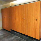 Waterproof HPL Bathroom Partition / Bathroom Cubicle Door