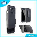 De super Slimme Telefoon Kickstand van de Kwaliteit Schokbestendig Holster Combo de Hybride Dekking van het Geval voor de Melkweg E5 E5000 van Samsung