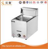 Alimento squisito di Sc-71 6L con la friggitrice di /Deep della friggitrice del gas