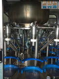 Macchina di riempimento e di coperchiamento di lavaggio automatica per un barilotto da 5 galloni
