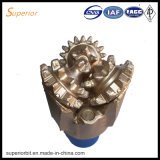 """9 1/2 """" ont varié les morceaux de foret tricônes de protection dentée en acier de mesure de formations"""
