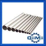 Rond de tube sanitaire d'acier inoxydable/Ss304/316L carré