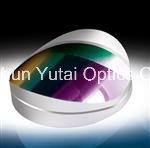 Lente acromática de cristal óptica de Bk7 Zf5