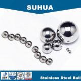bola de acero inoxidable redonda del G10 de 9.8m m SUS420c para los rodamientos