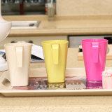 BPA liberano la tazza di bambù della fibra di Eco (YK-BC1037)