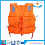 Морское утверждение Solas тельняшки работы куртки срока пригодности пены EPE