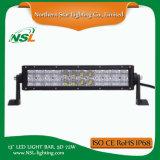 13inch 72W 5D LED 일 표시등 막대 Offroad 트럭 4X4 차 트럭 ATV 의 UTV 지프 트럭 모는 점화