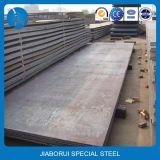 Placas de aço de carbono do material de construção Q235 ASTM A53