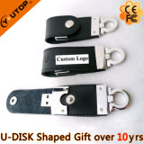 Sérigraphie / Embossed / Coining Custom Logo Leather Gift USB (YT-5101)