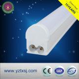 T5 corchete del tubo de la cubierta LED