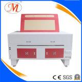 Taglierina professionista del laser del ricamo con il taglio senza errori (JM-1280H-CCD)