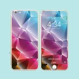 Vidrio Tempered colorido protector de la pantalla de ambas caras para iPhone6/6s en existencias