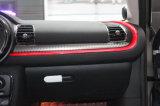 아주 새로운 아BS 소형 술장수 F54 (1PCS/Set)를 위한 물자 UV 보호된 백색 작풍 글로브 박스 덮개