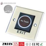 Sistema autônomo do controle de acesso do cartão do metal impermeável RFID com teclado