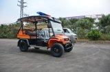 Automobile facente un giro turistico elettrica elettrica del bus di spola del nuovo parco di divertimenti 48V 5kw da vendere