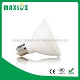 Bulbo PAR38 do projector do diodo emissor de luz da fábrica da alta qualidade com compatibilidade electrónica do Ce