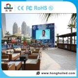 Écran extérieur de location d'Afficheur LED de mur visuel de P12 DEL avec 3 ans
