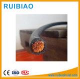 Fil d'acier de câble souterrain/type câble d'alimentation de cuivre blindé d'élévateur de construction