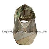 모기장을%s 가진 인쇄된 위장 어부 또는 육군 난조 야구 모자