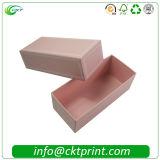 Pms 분홍색 (CKT-CB-316)를 가진 실제적인 마분지 선물 상자