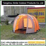 Tenda di campeggio di cerimonia nuziale della famiglia del traforo delle 6 genti grande