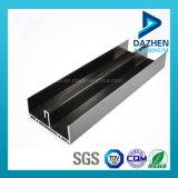 Perfil de alumínio da venda direta do fabricante para a porta do indicador