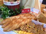 Печь хлебопекарни горячей палубы Hongling сбывания двойной электрическая для хлеба и торта