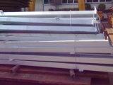 Estructura de acero elegante de Galvinised para el cuadrado comercial
