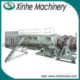 50-160 la chaîne de production monovis de pipe de PE d'approvisionnement en eau d'extrudeuse de millimètre HDPE siffle la ligne d'extrusion