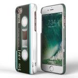iPhone 7을%s 주문 카세트 테이프 전화 상자
