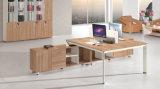 Самомоднейшая офисная мебель рабочей станции персоны стола офиса 4