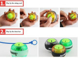 Sfera della manopola del giroscopio del LED Powerball