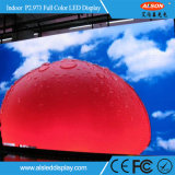 Panneau d'intérieur d'Afficheur LED d'événement de HD P2.973 pour l'étape de location