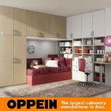 Мебель спальни цветастых детей Oppein ягнится деревянная мебель (OP16-KID03)