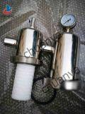 Heißes verkaufenEdelstahl-Gas-Dampf-Filtergehäuse
