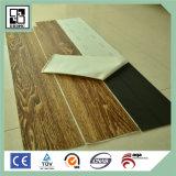 Type de sol en plastique et matériau en PVC Brique de vinyle de luxe