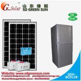 Réfrigérateur DC solaire 128L pour usage domestique